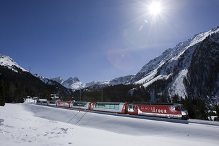 RHAETISCHE BAH: Glacier Express- Albulalinie | by Imagine Communications