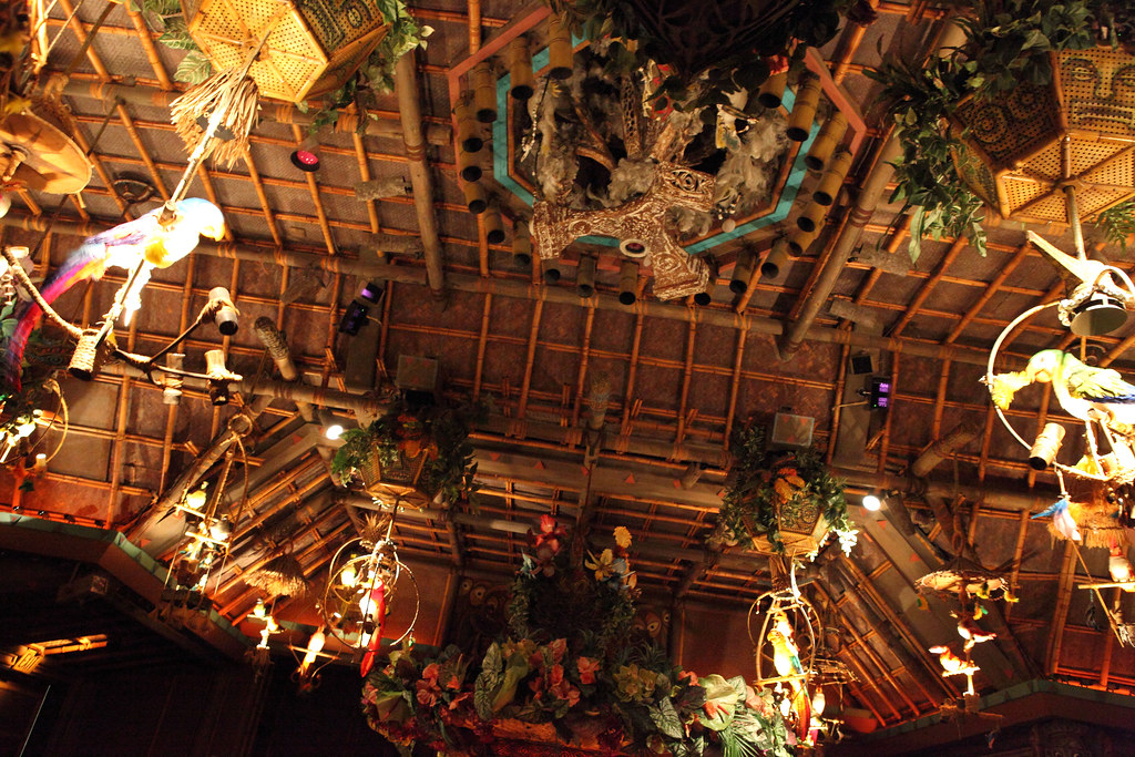 Tiki Room Birds | Walt Disney's Enchanted Tiki Room in Adven… | Flickr