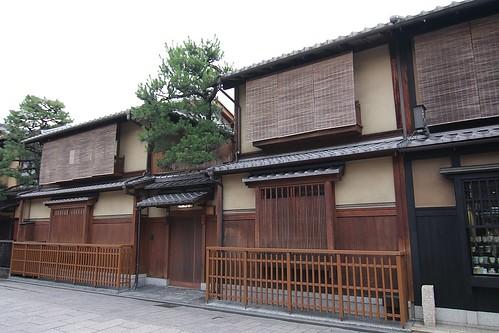 A Kyo-Machiya (京町家) in Historic Gion | by sodai gomi