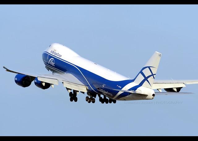 B747-8/F | AirBridgeCargo | VQ-BLQ | HKG