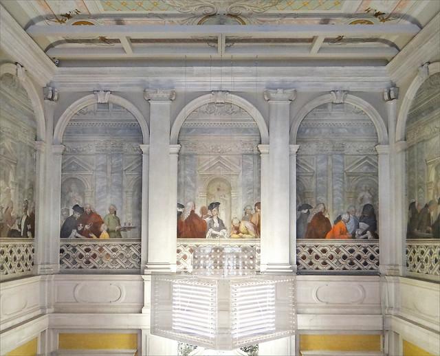 Le palazzo Grassi (Fondation François Pinault, Venise)
