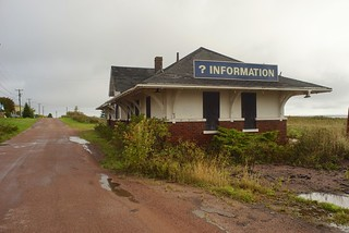 Cape Tormentine railway station | by rexp2