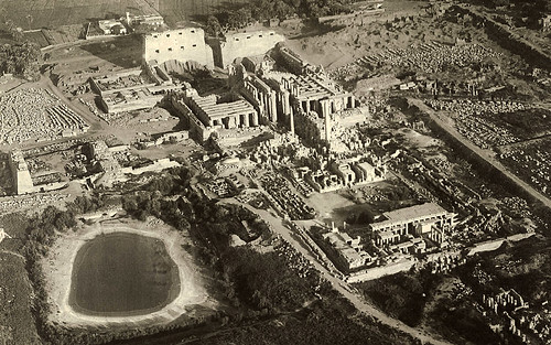Temple Complex, Karnak   by profzucker
