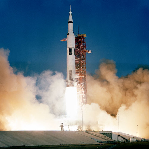 Apollo 8 launch | by NASA on The Commons