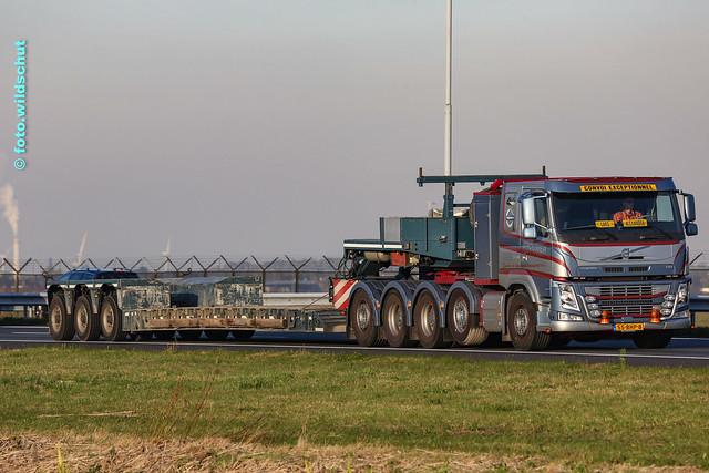 Motorway A5 near Schiphol Airport
