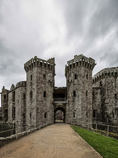 Raglan Castle | by Mark J Photography
