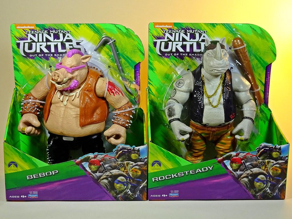 Playmates – Teenage Mutant Ninja Turtles – TMNT – Out of the