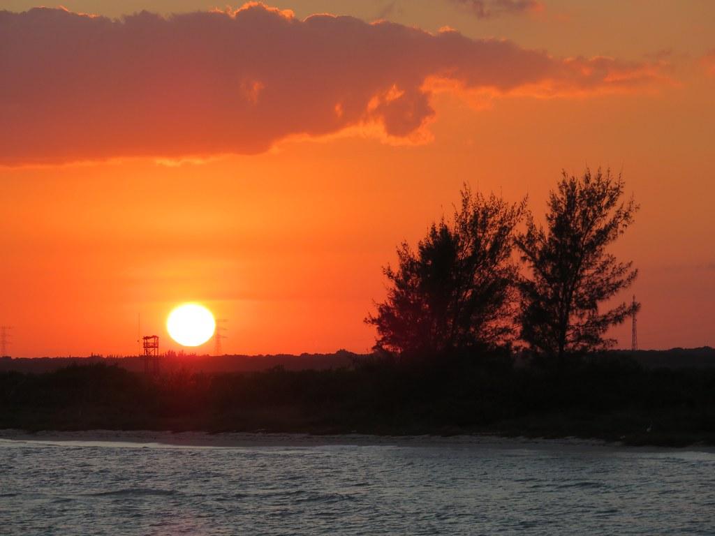 Sunset At El Dorado Maroma El Dorado Maroma Resort In Rivi