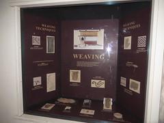Weaving, Visitor Center, Montezuma Castle National Monument, Camp Verde, Arizona