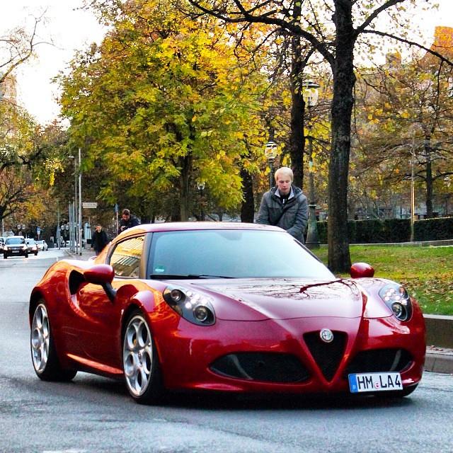 Alfa Romeo Hannover