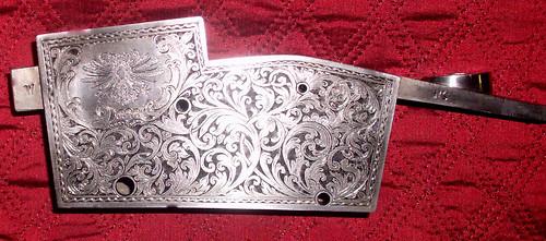 Engraver Rifle Frame