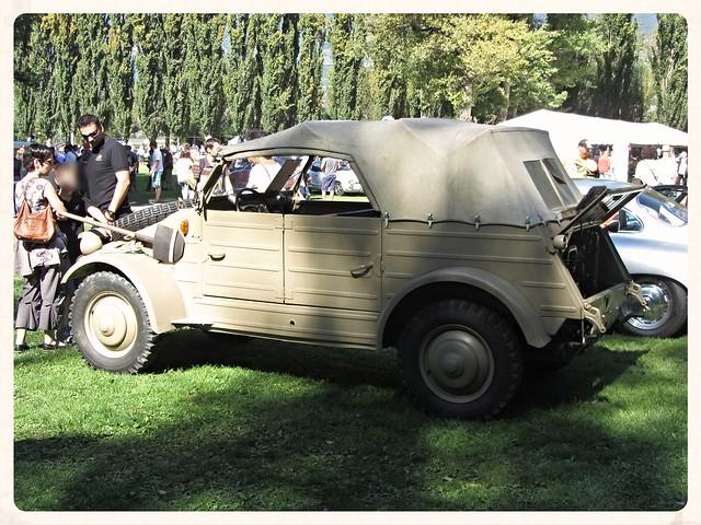 VW Kübelwagen 1944