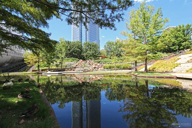 Myriad Botanical Garden, Oklahoma City - Oklahoma