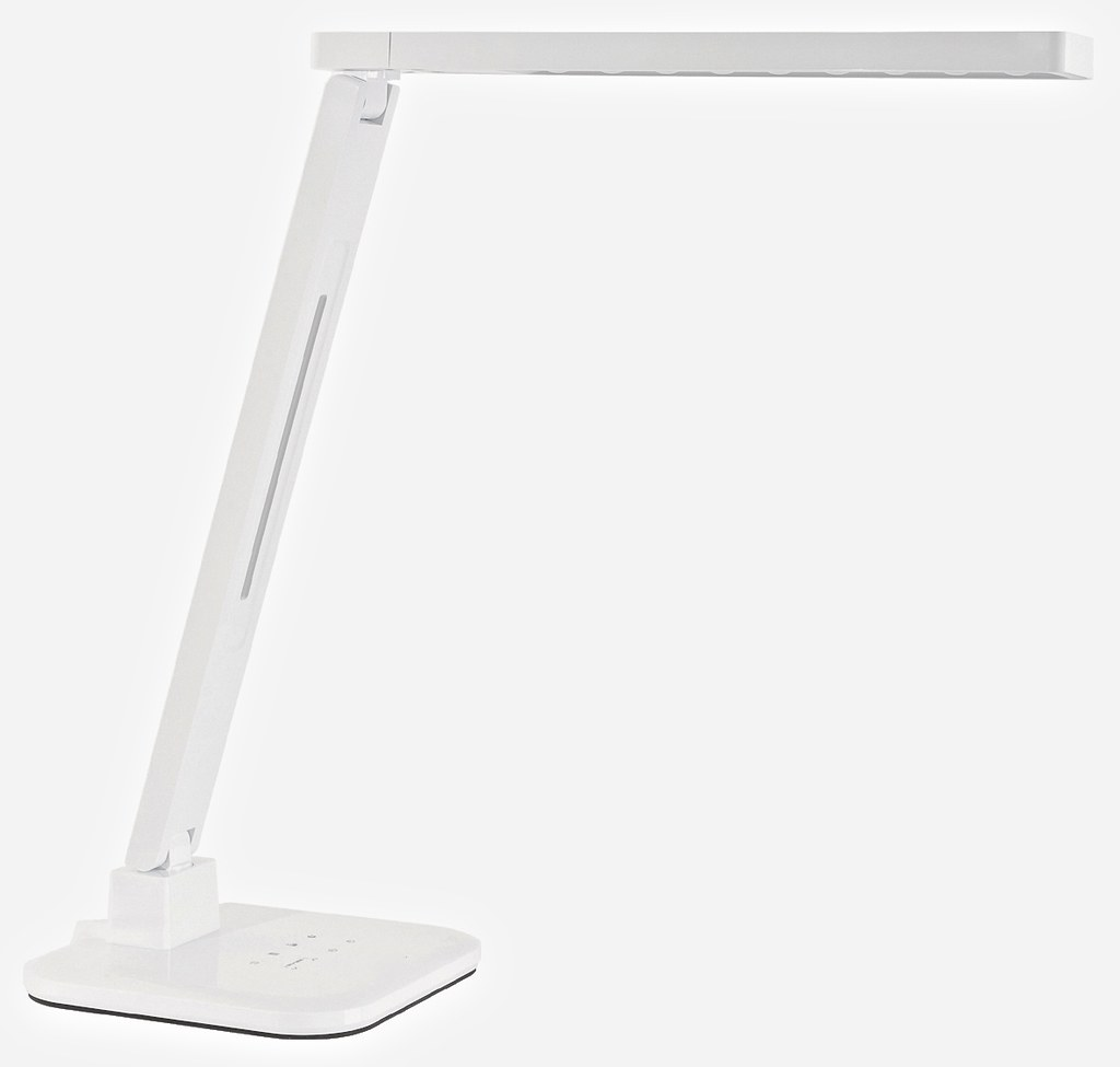 Awesome Lumiy Lightblade 1500S White Led Desk Lamp 1 Lightblade 15 Interior Design Ideas Tzicisoteloinfo