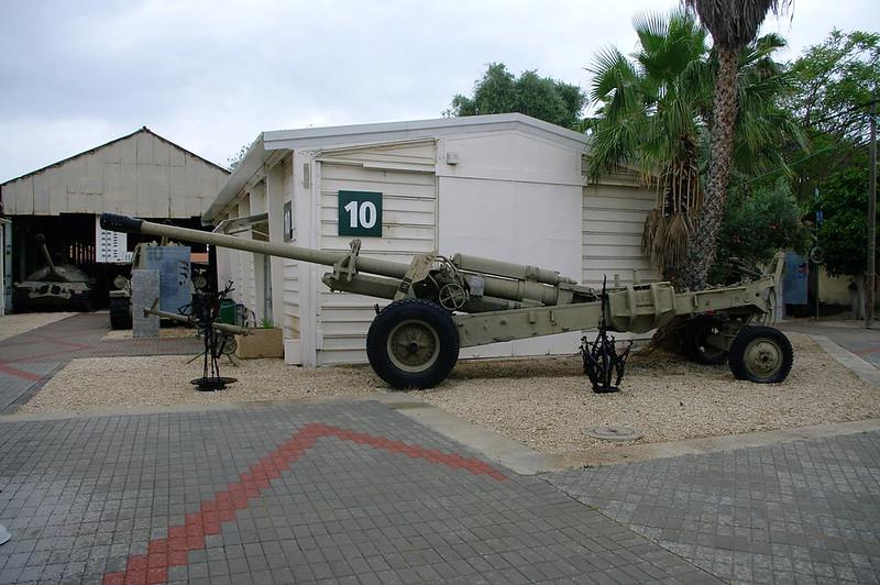 130mm M46 Field Gun (1)
