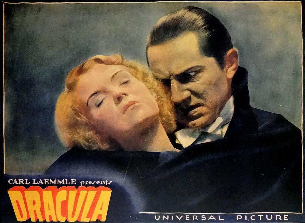 Dracula (Tod Browning, 1931) - Lobby Card du film