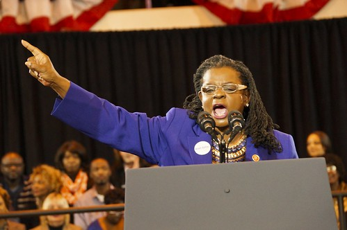 Gwen Moore | by Professional Association of Milwaukee Public Educa