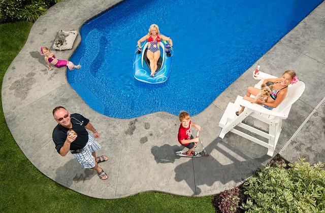 Extreme Family - Kells-Freitag Family Photo