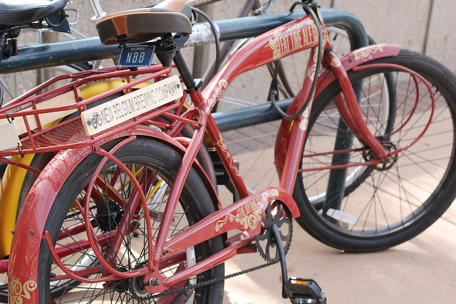 New Belgium Brewery Bicycle