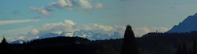 Hoher Dachstein ca: 150 Km