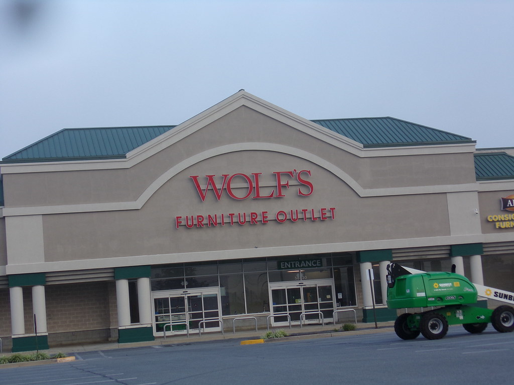 Charmant ... Wolf Furniture Outlet Frederick, MD | By Coolcat4333