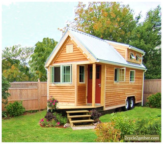 Sheila & Kai's Tiny House | by 2cycle2gether