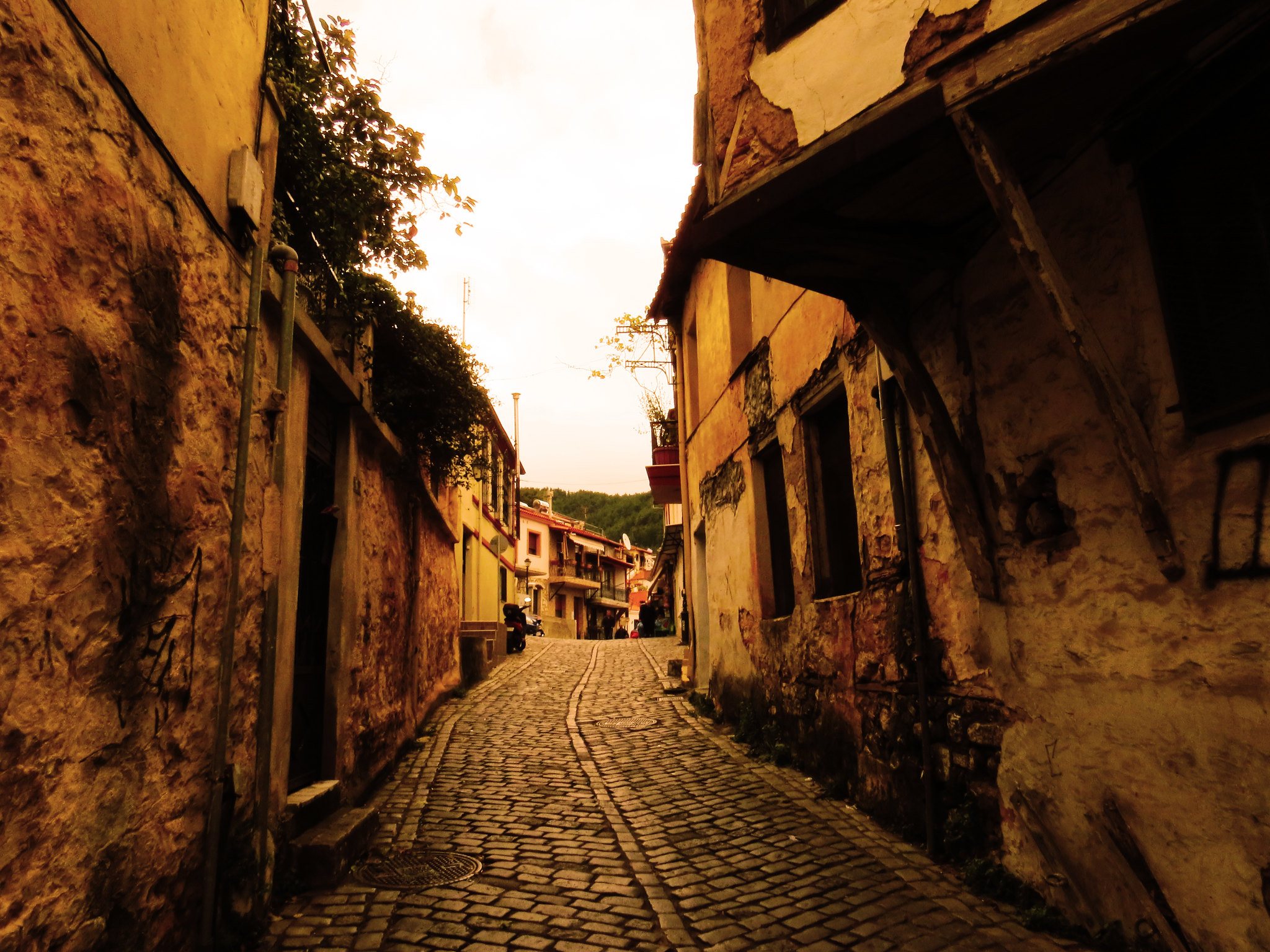 Xanthi-Old Town