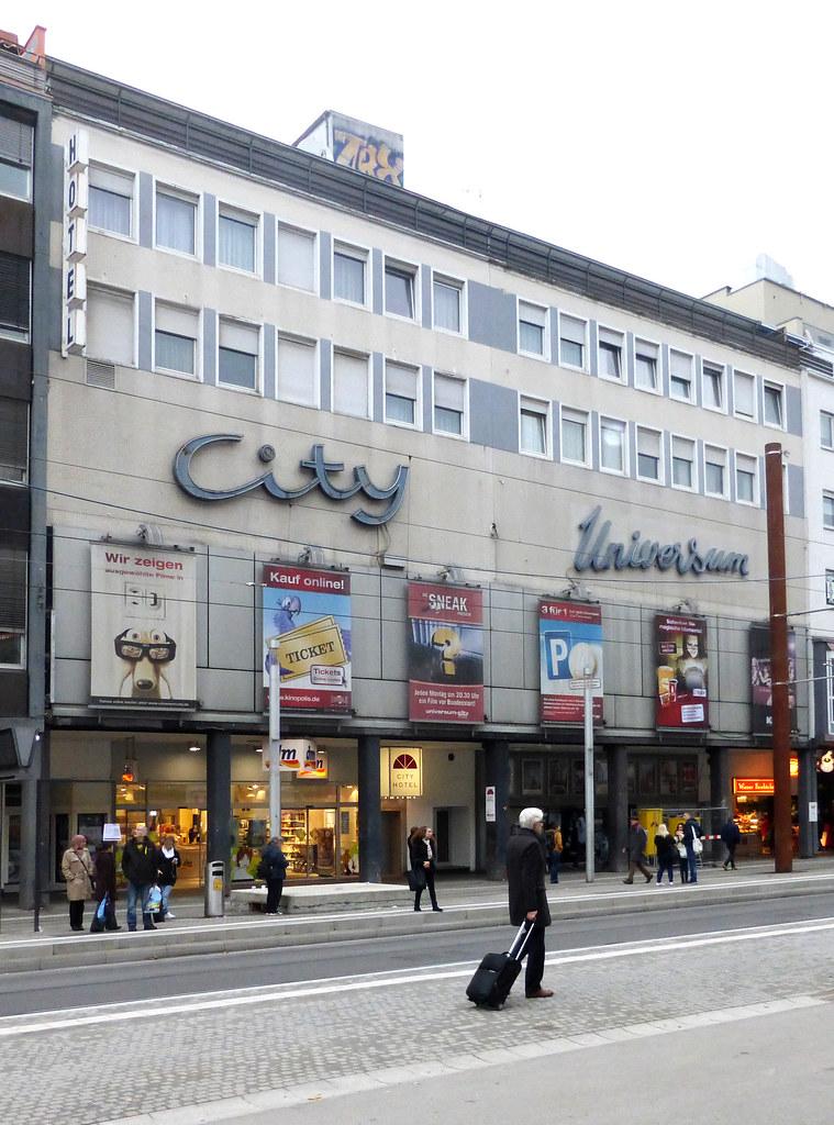 Universum City Karlsruhe Karlsruhe