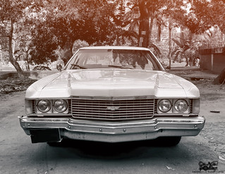74 Chevy Impala, Bangladesh