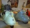 1953 Glas Goggo-Roller 200 u. 1953 Maicomobil