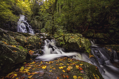 Spruce Flat Falls | by Jason Blalock