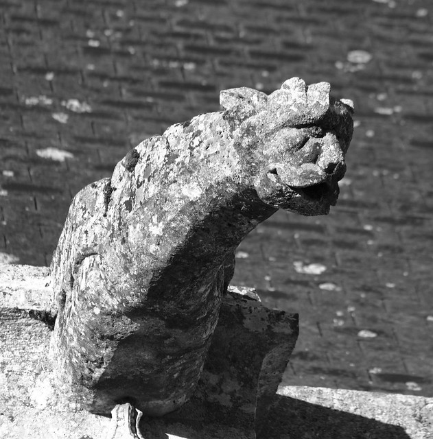 Gargoyle on Saint-André