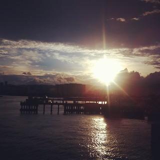 Senja di Pulau Pinang #penang #mieeyphotography   by mieeyphotography