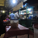 First meal in Indonesia - Tanjung Balai
