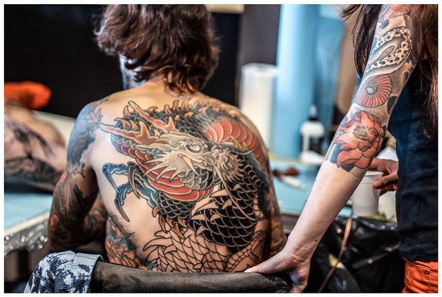 Convention tattoo Nantes