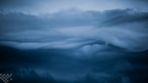 Waves in the Clouds | by tltichy
