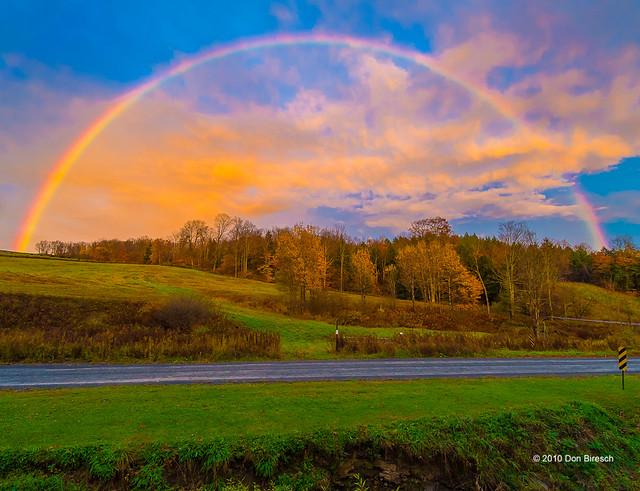 Rainbow Tioga Sabinsville, PA