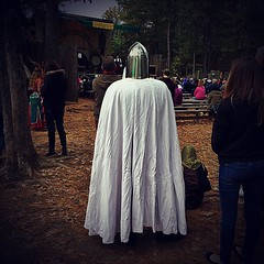 Ran into some interesting people today at King Richard's Faire.