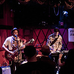 Tue, 21/10/2014 - 7:43pm - WFUV's 4-band showcase at Rockwood Music Hall in NYC, 10/21/14. Photo by Gus Philippas.