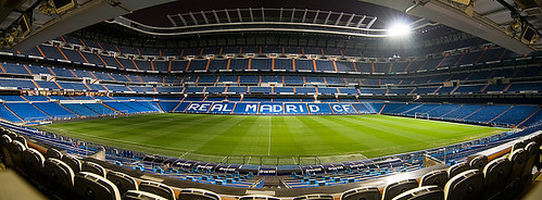 Real Madrid Football Stadium | by theglobalpanorama