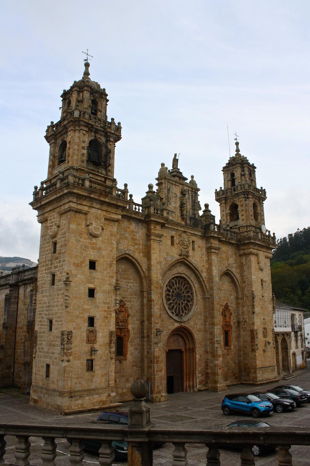 Mondoñedo Cathedral