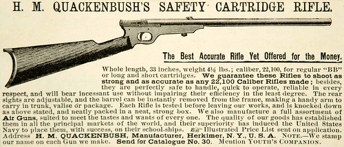 Quackenbush Safety Rifle