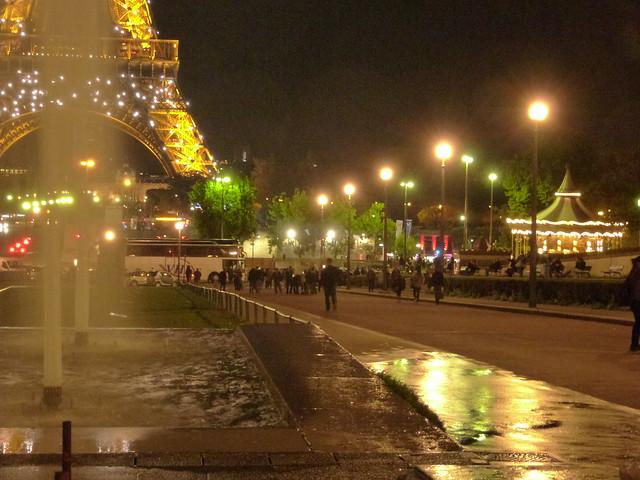 Tour Eiffel vu du trocadero