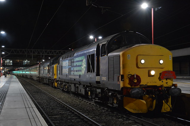 37682 and 37419 Stafford 25/10/2014