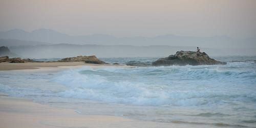 ocean water sunrise sand australia newsouthwales shellybeach nambuccaheads