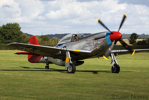 P-51D Mustang 44-72035 G-SIJJ   Tall In The Saddle   Hangar 11 Collection North Weald   by stu norris