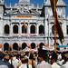 Saigon 05 Nov 1968 - Lễ xuất phát chiến dịch Quyết Chiến Thắng, ngày 5/11/1968 trước Tòa Đô Chánh