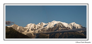 Le Mont Blanc vu du plateau d'Assy | by bernard.delphin