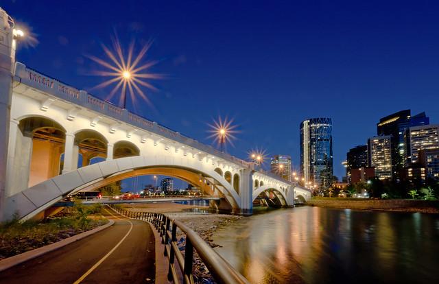 Bridge to Calgary