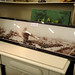 Lusitania print on glass